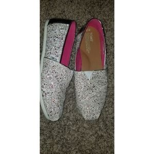 Womens Toms 10